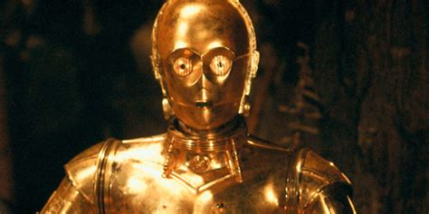 Star Wars' C-3PO Demanded These 2 Things From J
