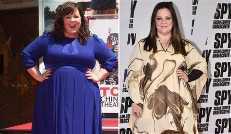 Melissa McCarthy's Weight Loss Secret is Amazing! See 2017