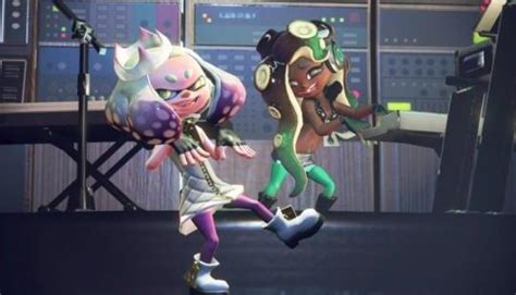 Splatoon 2's New Female Duo Are Instant Favourites, But