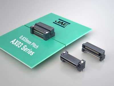 AX03 Series Floating Board-to-board Connector for