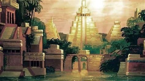 The Search for Cibola, the Seven Cities of Gold   Ancient