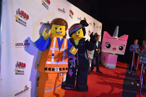 MouseSteps - LEGOLAND Florida Brings Out Celebrities and