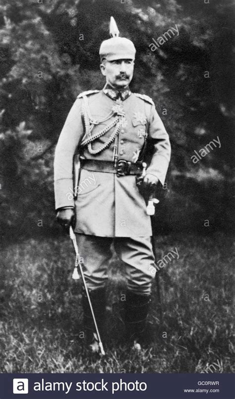 Kaiser Wilhelm II (1859-1941), Emperor of Germany and King