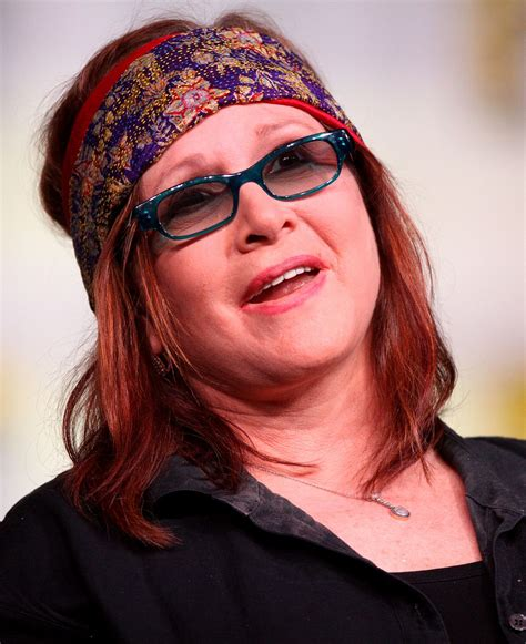 Carrie Fisher - Simple English Wikipedia, the free