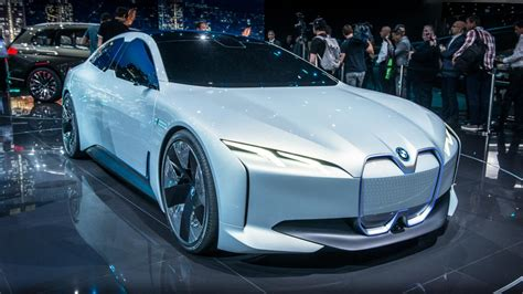 The BMW i Vision Dynamics concept is 2021's i5 | Top Gear