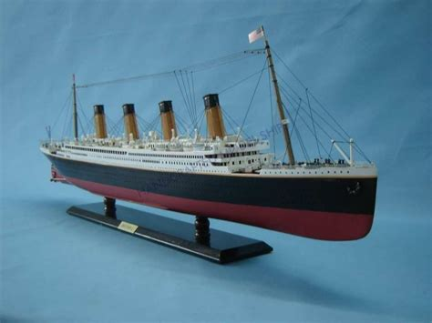 Buy RMS Britannic Limited Model Cruise Ship 40in w/ LED
