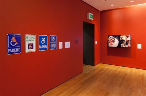 New 'Handicapped' Symbol Featured At Museum Of Modern Art