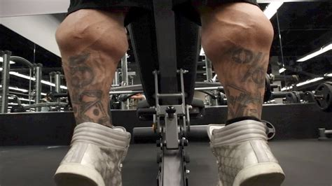 MY 2 CENTS - PERFECT CALVES - ISOLATING INNER/OUTER HEAD