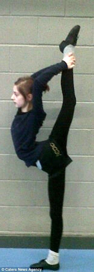 Cheerleading saved my life: Anorexic teenager whose weight