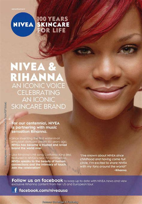 Nivea Axed Rihanna For Being Too Sexy — And 14 Other