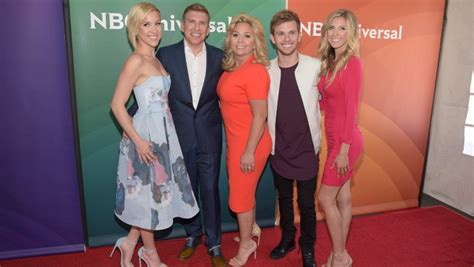 Todd Chrisley's true relationship with his kids