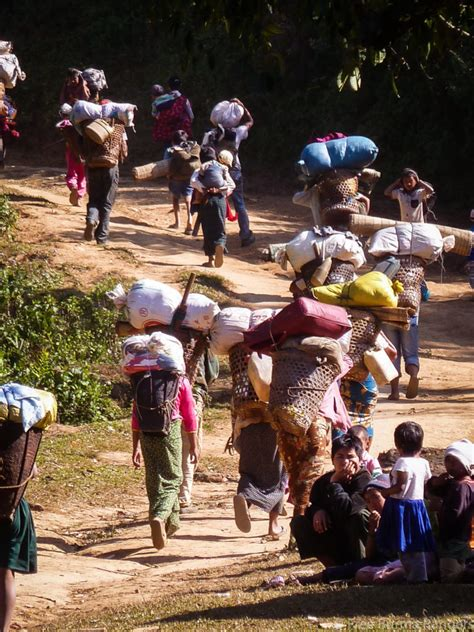 Security Risks for Kachin IDPs and Refugees - Free Burma