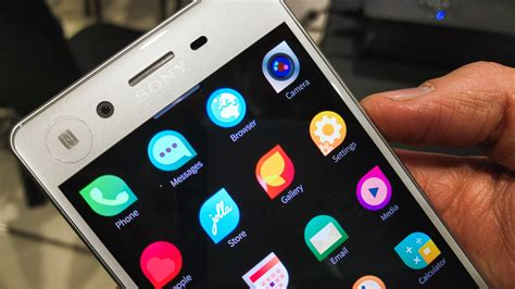 The latest from Jolla: Sailfish OS for Sony Xperia X is