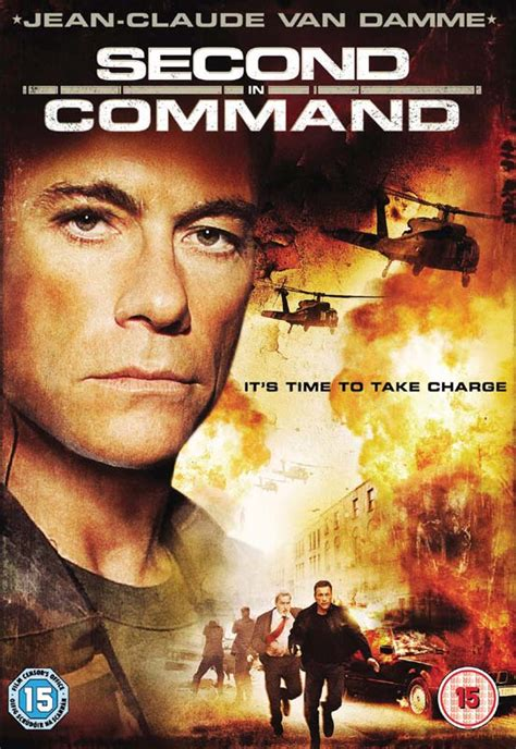 Second in Command (2006) (In Hindi) Full Movie Watch