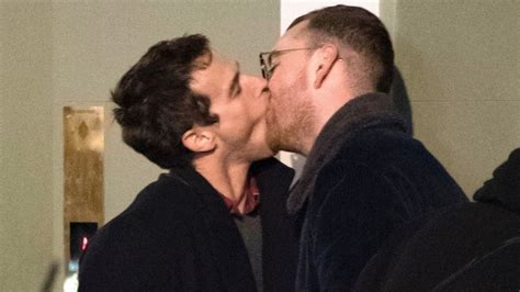 Brandon Flynn Weighs in on Those Intense PDA Pics With