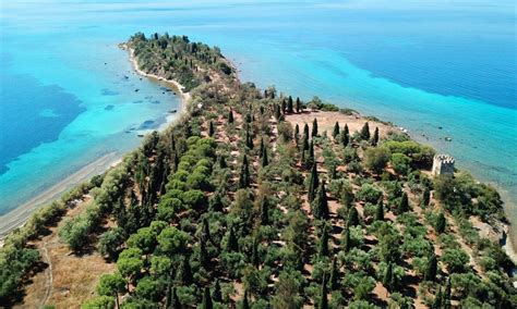 €12 Million Private Island In Euboea, Greece | Homes of
