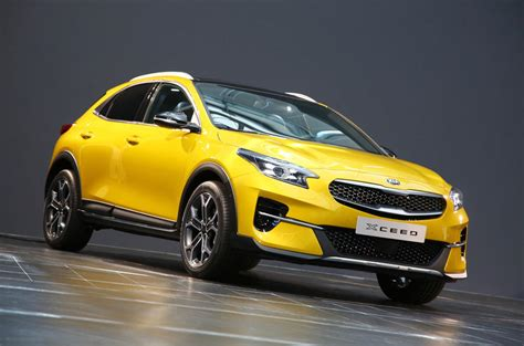 New Kia Xceed crossover: UK prices and specs announced