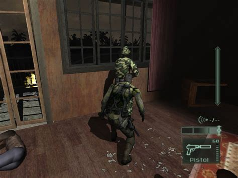 Download Splinter Cell Pandora Tomorrow Highly Compressed