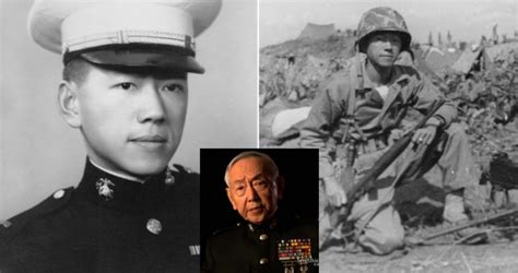 How a Chinese American Marine Saved 8,000 Men in the