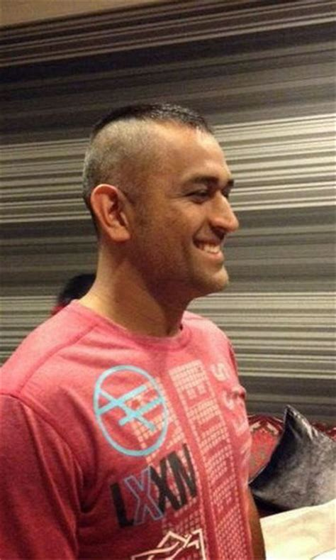 From long hair to Mohawk look: MS Dhoni's ever changing