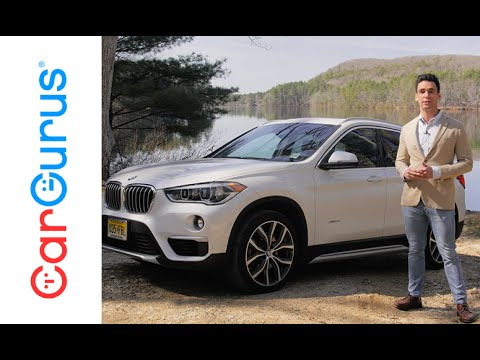 Wallpaper BMW X1, crossover, luxury cars, white, SUV