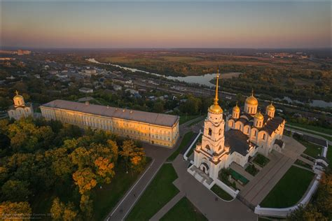 The Dormition Cathedral in Vladimir · Russia Travel Blog