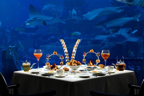 Ossiano is offering an underwater Valentine's Day with a
