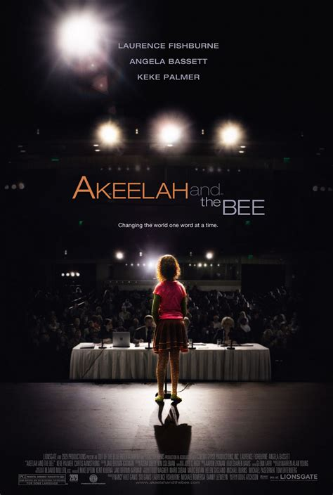 Akeelah and the Bee : Extra Large Movie Poster Image - IMP