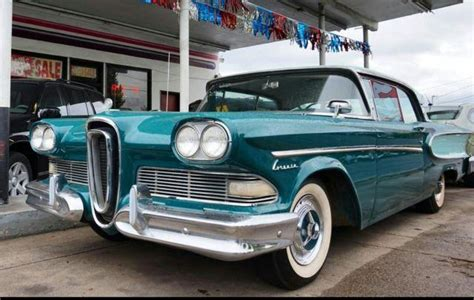 1958 Ford Edsel Corsair Hardtop Coupe for Sale in Medford
