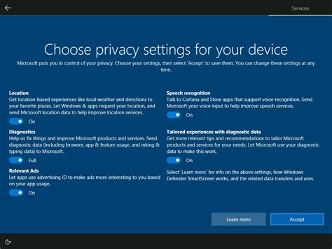 Microsoft finally reveals what data Windows 10 collects
