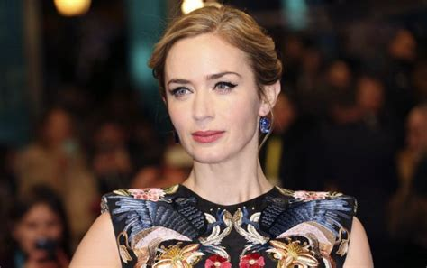 Emily Blunt Height, Weight, Age, Wiki, Bio, Facts