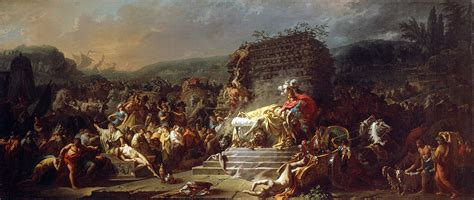 The Funeral Games of Patroclus - Wikipedia