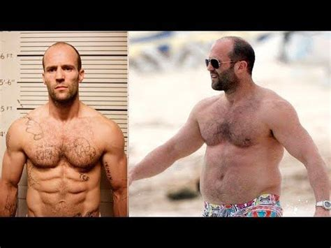 Jason Statham - Transformation From 9 to 49 Years Old
