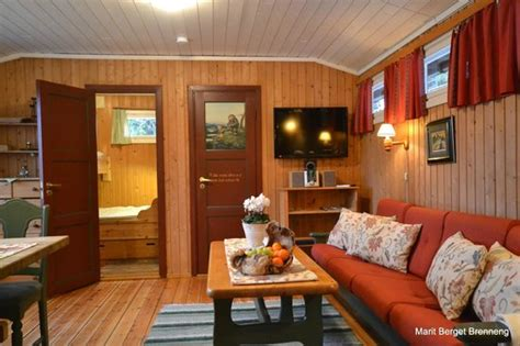 TRYSIL HYTTEGREND & CAMPING (Norge) - Campingplass
