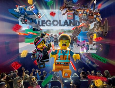 5 Awesome Ways to Celebrate the NEW LEGO Movie 4D A New