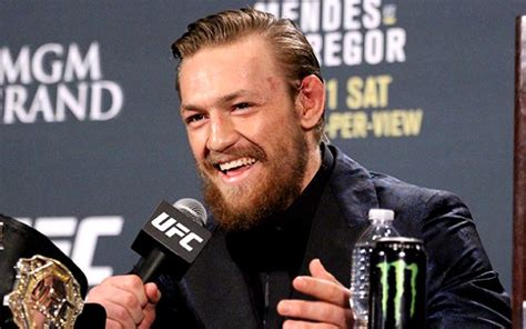 Mark Wahlberg wants Conor McGregor… for a movie role