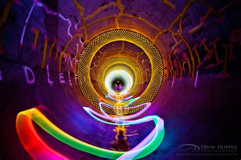 How to Shoot Psychedelic Spirograph Light Paintings