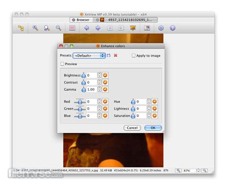 XnViewMP for Mac - Download Free (2019 Latest Version)
