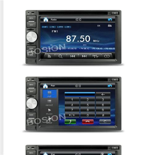 Touch Screen Car Stereo Radio Gps Navigation For Fiat