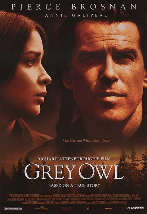 Grey Owl movie posters at movie poster warehouse