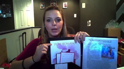 Pure Romance by Ally Party Guest Folders - YouTube