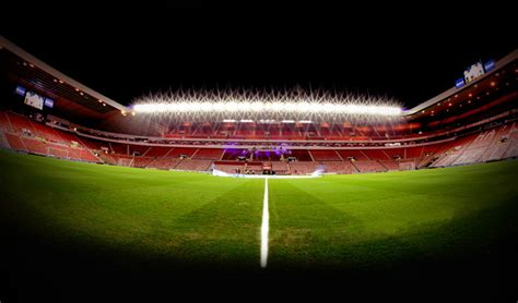 Sunderland s Stadium of Light to be lit by Thorn   Lux