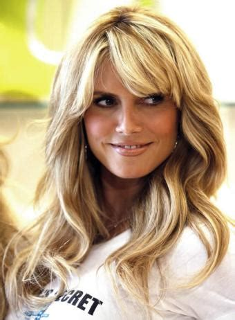 Heidi Klum biography, birth date, birth place and pictures