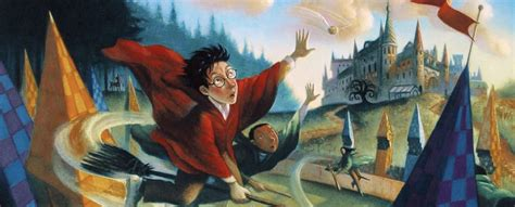 Harry Potter Illustrations That Will Make You Want To Go