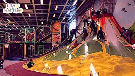 Amazing Indoor Playground - Fun for Kids and Family - YouTube