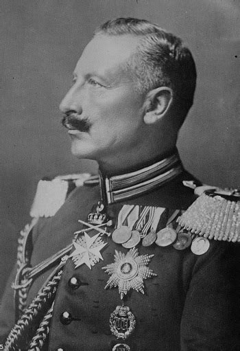 Kaiser Wilhelm II of Germany: Biography & Participation in