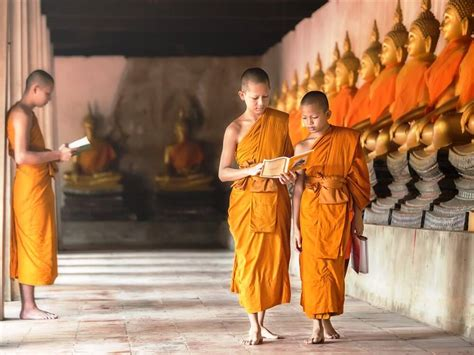 THAILAND Smart ID card for Buddhist monks