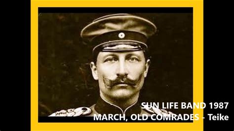 March: Old Comrades (Carl Teike) - YouTube