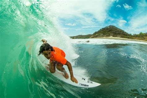 Surfing With Kids | Suitcases & Strollers | Travelling