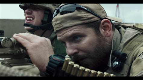 First Look: Bradley Cooper's Vow to an 'American Sniper